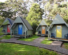 Strahan Backpackers  - Victoria Tourism