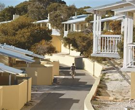 Rottnest Island Authority Holiday Units - Geordie Bay - Victoria Tourism