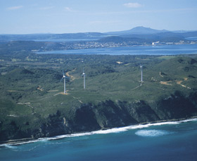 Albany Wind Farm - Victoria Tourism