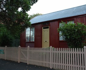 19th Century Portable Iron Houses - Victoria Tourism