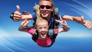 Skydive Oz Canberra - Victoria Tourism