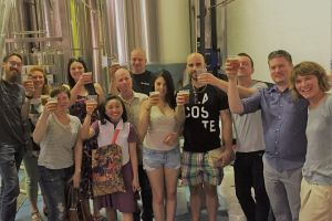 CanBEERa Explorer Capital Brewery Full-Day Tour - Victoria Tourism