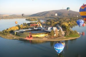 Canberra Hot Air Balloon Flight at Sunrise - Victoria Tourism