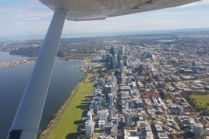 Perth Scenic Flight - City River and Beaches - Victoria Tourism