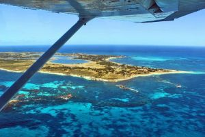 Rottnest Island  Perth City Scenic Flight - Victoria Tourism