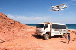Horizontal Falls Full-Day Tour from Broome 4x4  Seaplane - Victoria Tourism