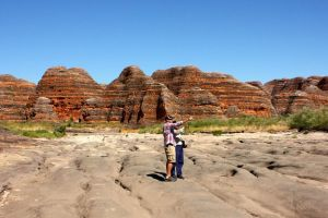 Bungle Bungle Flight Domes  Cathedral Gorge Guided Walk from Kununurra - Victoria Tourism