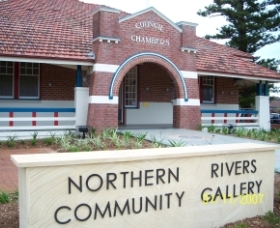 Northern Rivers Community Gallery - Victoria Tourism