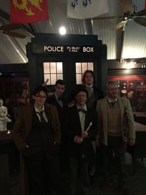 Dr Who Quiz Night - Victoria Tourism