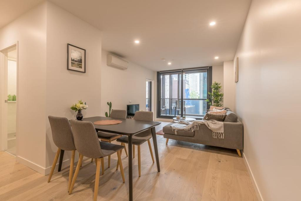 CBD Central Spacious 1 Bedroom Apt@Union Tower - Victoria Tourism